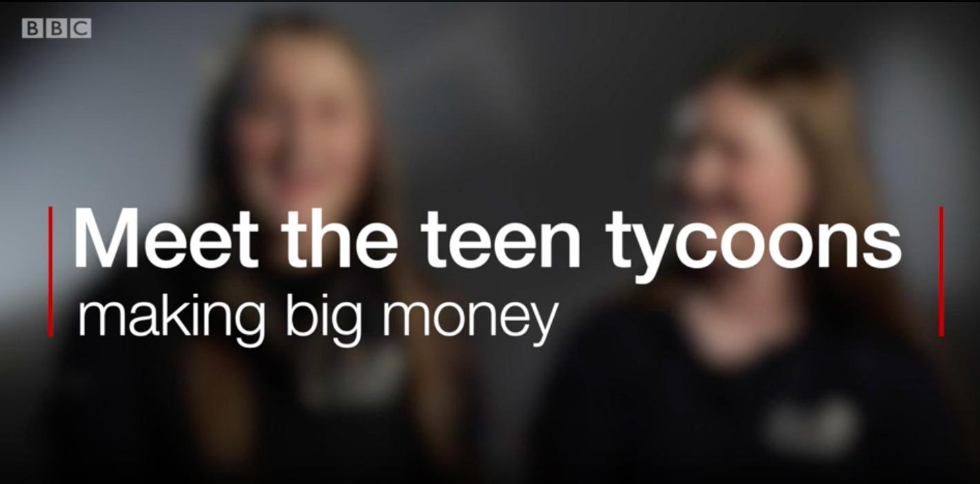 Teenaged Tycoons!